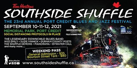 Tim Hortons South Side Shuffle Blues & Jazz Festival tickets