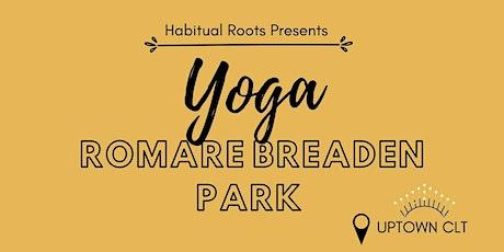 HABITUAL YOGA -ROMARE BEARDEN PARK tickets