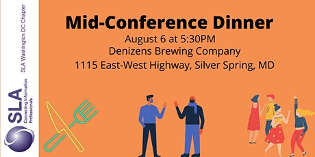 Mid-Conference Dinner tickets