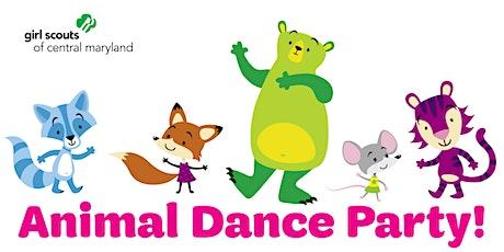 STEM Animal Dance Party tickets