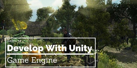INTRO TO UNITY APPLICATIONS (FOR BEGINNERS) tickets