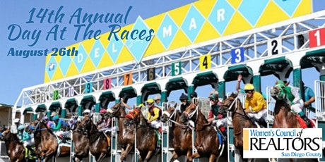 2021 San Diego Women's Council of REALTORS® Day at the Races, Del Mar tickets