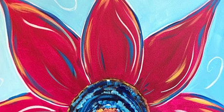 Paint Night in Rockland - Wild Flower at G.A.B.'s tickets