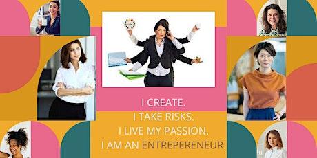 Womenpreneur Online Webinar tickets