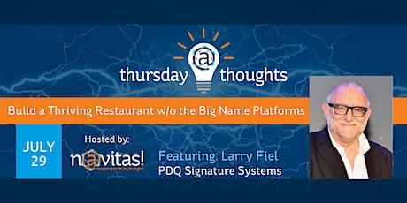 Build a Thriving Restaurant w/o the Big Name Platforms tickets