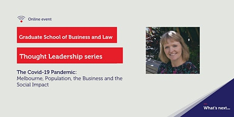 Graduate School of Business and Law: Thought Leadership Event tickets