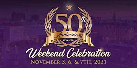 """UC-OMEGAS' 50 Yrs."" Weekend Celebration tickets"