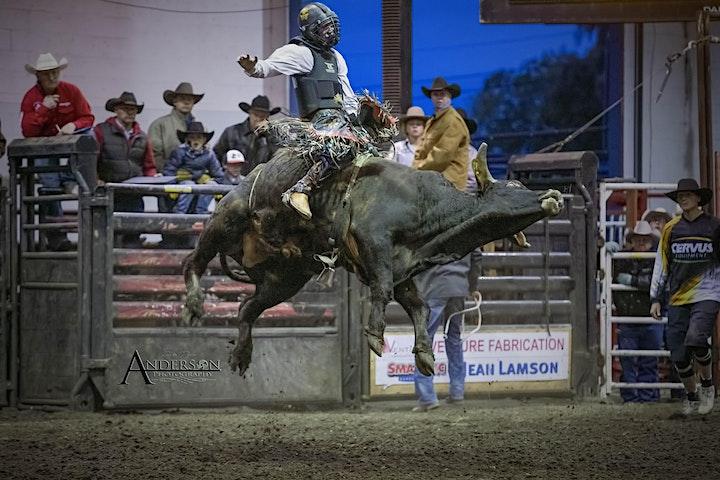 Hanna Indoor Pro Rodeo SATURDAY Show image