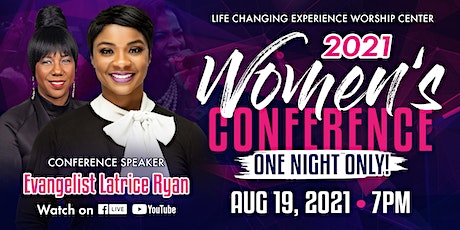 2021 LCE Women's Conference tickets
