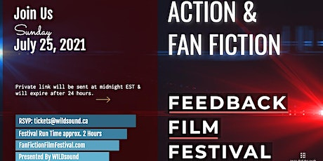 ACTION Short Film Festival - Stream for FREE all day Sunday tickets