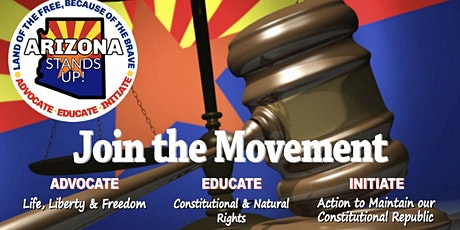 """""""Freedom Town Hall""""  ~ AZ Super. of Public Instruction ~ Candidate Forum tickets"""