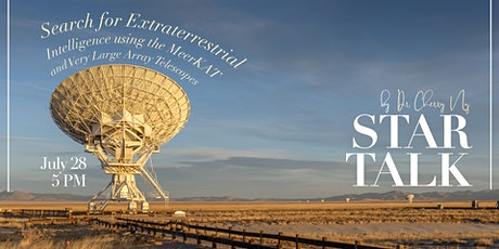 Star Talk: Search for Extraterrestrial Intelligence using MeerKAT and VLA tickets