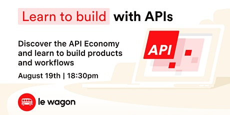 Learn to Build with APIs Tickets