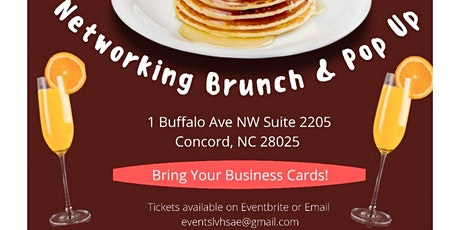 Beauty is Me: Brunch With Bosses Networking & Pop Up Shop tickets