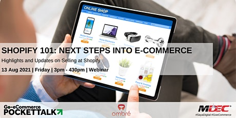 Go-eCommerce Pocket Talk Series #9 with Ombre | Shopify Updates & Highlight entradas