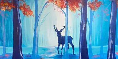Paint Night in Rockland - Magic forest at G.A.B.'s tickets