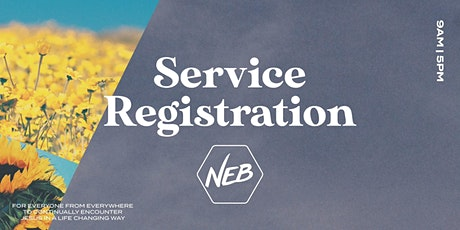 5pm Service Sunday 25th July 2021 tickets