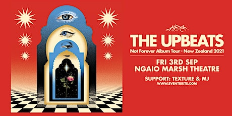 The Upbeats 'Not Forever' Album release - Christchurch tickets