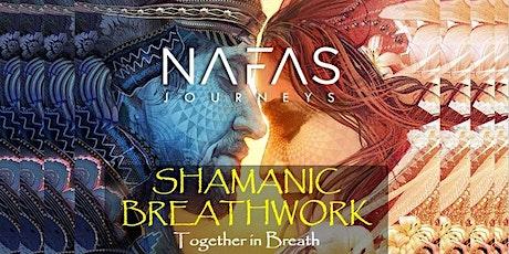 Shamanic Breathwork - Together in Breath tickets