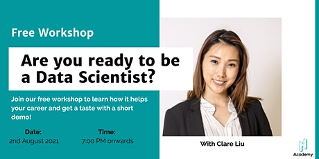 Can I Become a Data Scientist? tickets