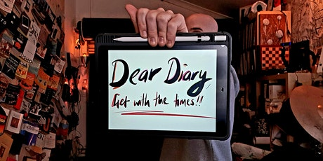 Dear Diary, Get With The Times: Journaling With Purpose in the 21st Century tickets