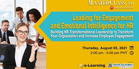 Leading for Engagement and Emotional Intelligence for HR tickets