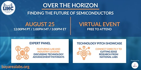 Over the Horizon: Finding the Future of Semiconductors tickets