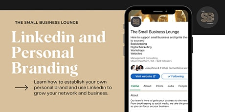 LinkedIn and Personal Branding Workshop tickets