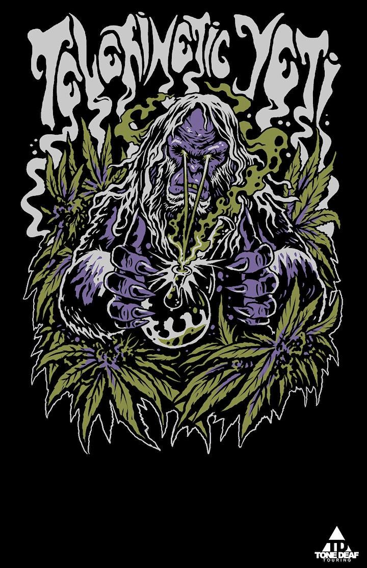 Telekinetic Yeti / Worshipper / Black Spirit Crown image