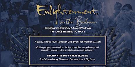 Enlightenment In The Bedroom Sunshine Coast 7.0 tickets