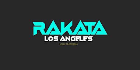 Rakata - A Reggaeton Throwback Party tickets