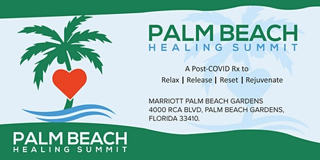 Palm Beach Healing Summit tickets