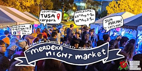 MSS Merdeka Night Market tickets