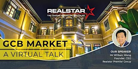 Good Class Bungalow Market - A Virtual Talk tickets