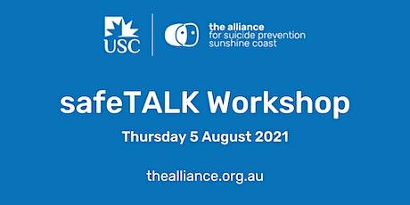 safeTALK Suicide Alertness Workshop tickets