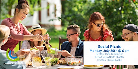 CCL Picnic at Heritage Park | Chat with us about carbon pricing! tickets