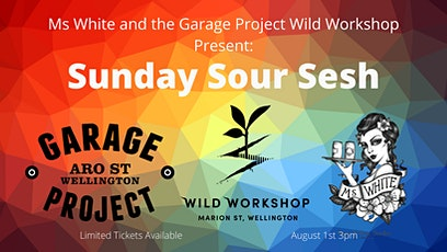 Sour Sesh at Ms White tickets