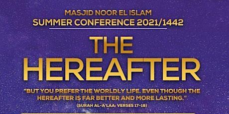 Masjid Noor El Islam Summer Conference tickets