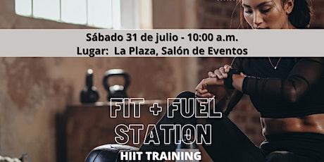 FIT + FUEL STATION - La Plaza Ciudad del Saber entradas