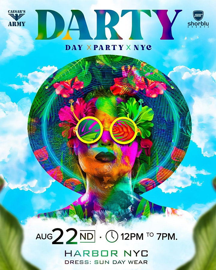 DARTY | Day x Party x NYC image
