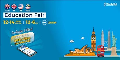 Studyfest  Virtual Education Fair tickets