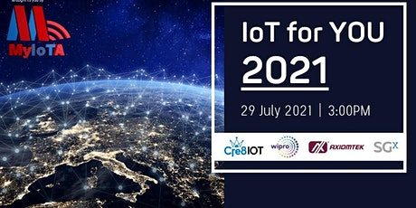 IoT For You Tickets
