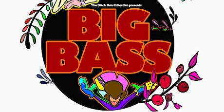 BIG BASS - Black Artists Summer Showcase Block Party tickets