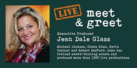 IN-PERSON ACTING MEET & GREET WITH EXEC PRODUCER tickets