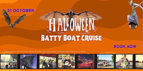 Batty Boat October 2021 Halloween Cruise tickets