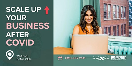 Scale Up Your Business After COVID   2021 tickets