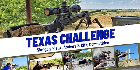 Texas Challenge - Multi-Discipline Shooting Competition tickets