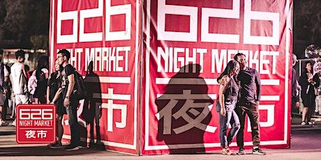 626 Night Market September 3-5 tickets