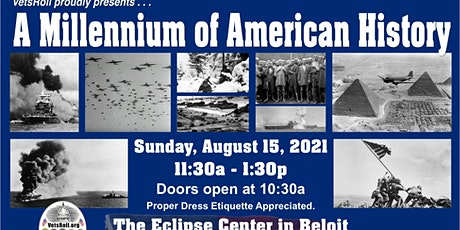 A Millennium of American History tickets