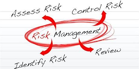 Free Webinar - Non Profit Risk Management -  August 2021 - Australia billets